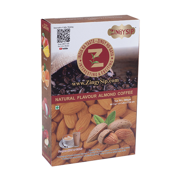 Coffee Almond-200gm