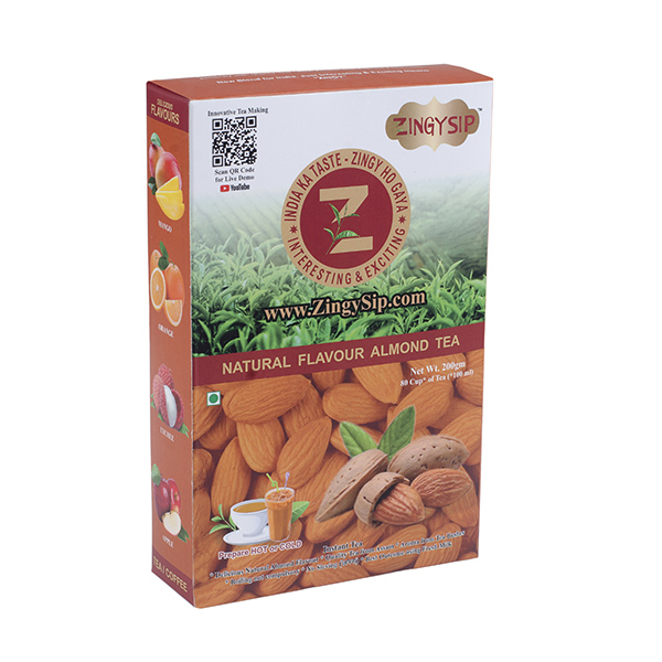 Tea Almond-200gm