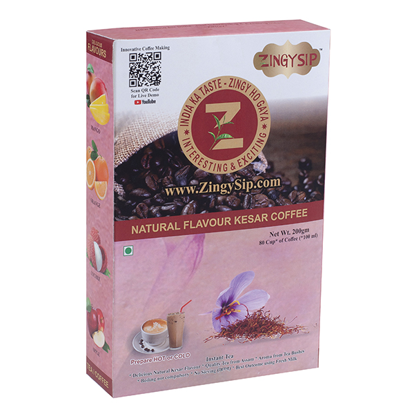 Coffee Kesar-200gm