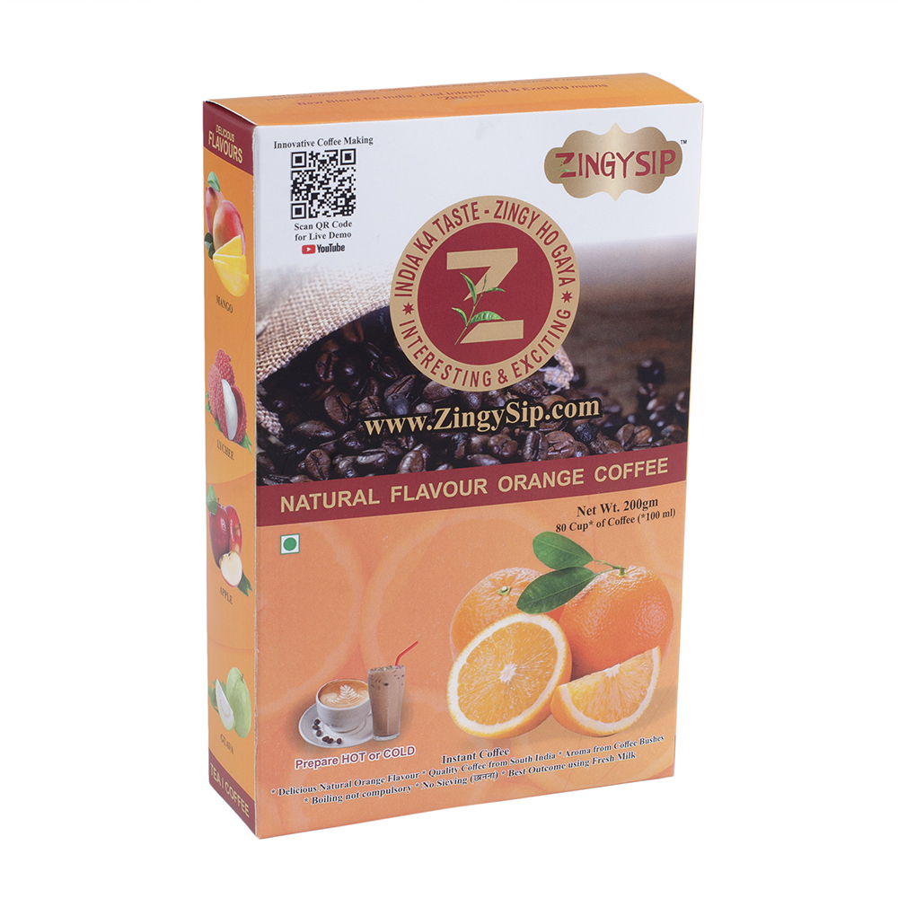 Coffee Orange-200gm