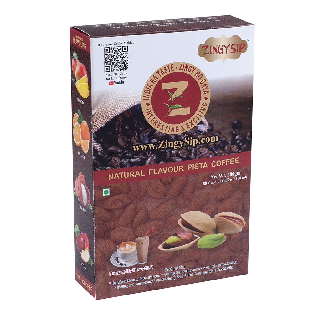 Coffee Pista-200gm