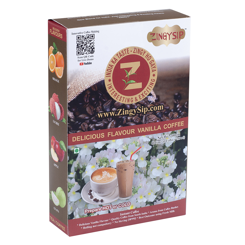 Coffee Vanilla-200gm
