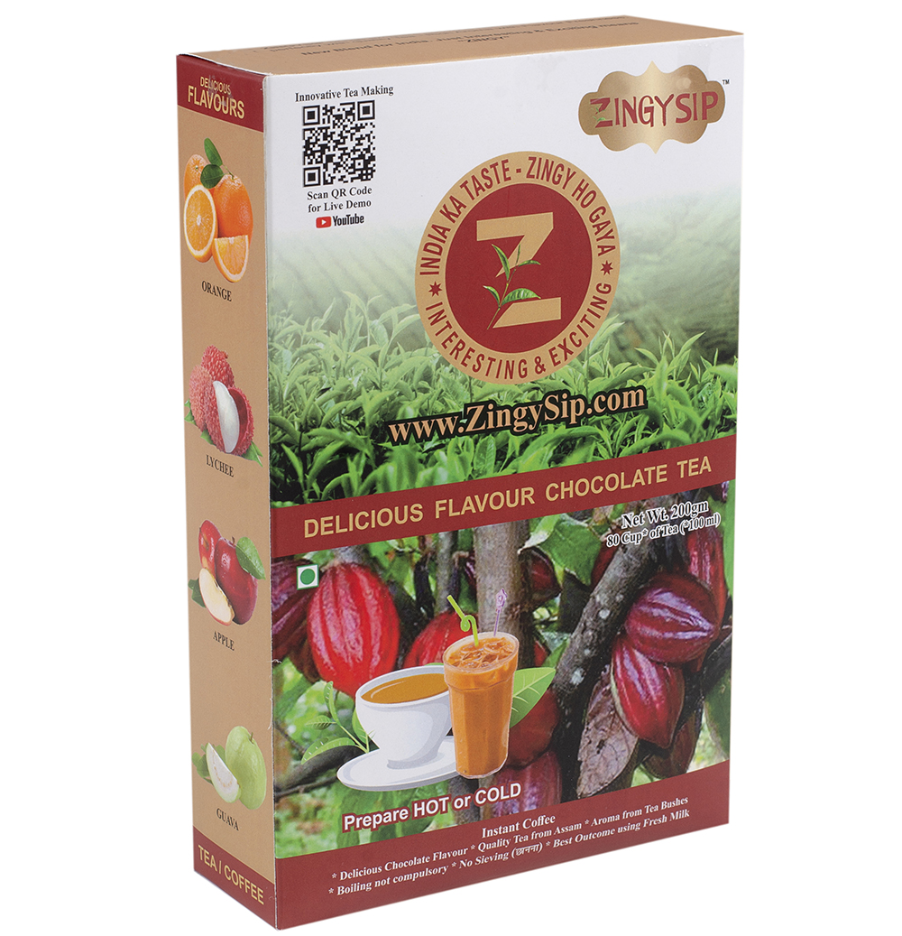 Tea Chocolate-200gm
