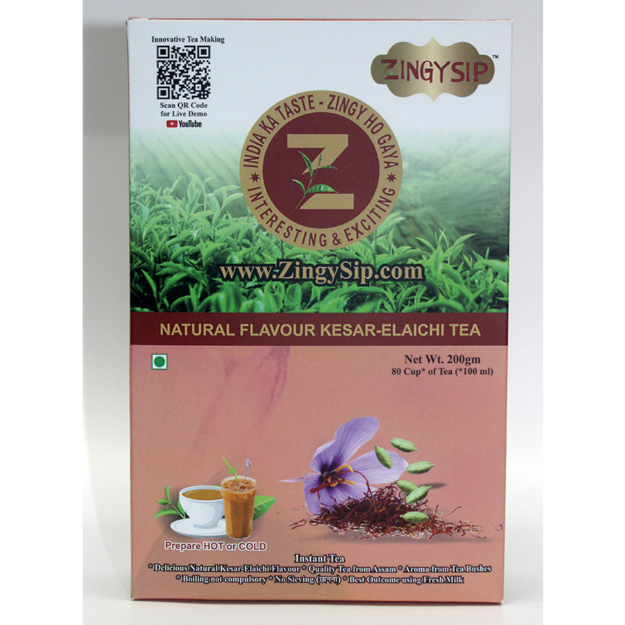 Keser Elaichi tea- 200gm