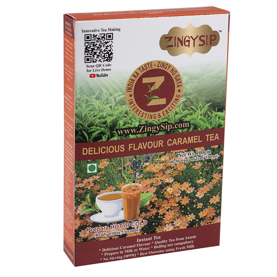 Caramel  Tea-100gm